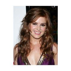 isla fisher - hair