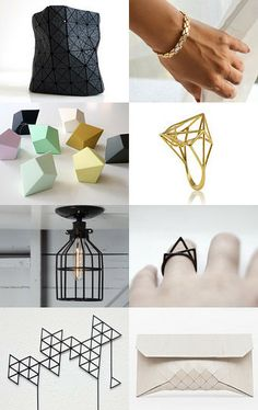 Pointed edges by Dana Shinhorn on Etsy--Pinned with TreasuryPin.com