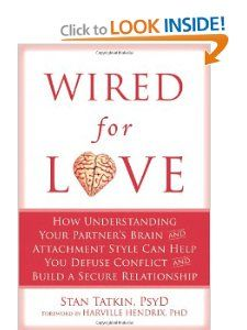 If you or a loved one are struggling with PTSD, look into psychobiological therapy. I'll have more information soon, but want to tell you it has completely changed our lives.      Interested in more reading? Here are a couple books concerning relationships and the concepts of psychobiological therapy and Imago therapy. Wired for Love; Getting the Love You Want