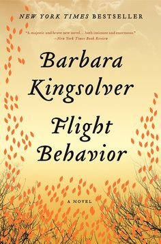 Taking a Criticial Look at the First Pages of Best-Selling Novels with author and writing coach C. Lakin: Flight Behavior by Barbara Kingsolver Book Club Books, Good Books, Books To Read, My Books, Book Clubs, Book Art, Reading Lists, Book Lists, Reading Room
