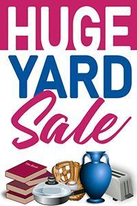 Yard Sale Images Free : images, Garage, Images, Signs,, Sale,, Signs
