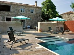 Chez Mackenzie: Luxury Holiday Cottage & Swimming Pool In Small Hamlet ... | HomeAway #vacationrental #France #selfcatering