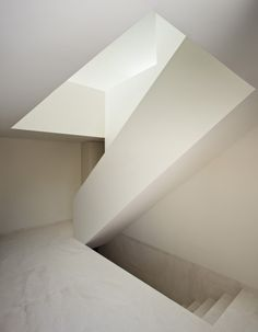 House on Mountainside - Fran Silvestre Arquitectos