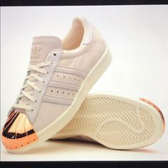 new arrival c136b 5441c adidas Shoes   Adidas Superstar 80s Metal Toe Sneakers   Color  White    Size