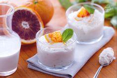 Ricetta Mousse all'arancia - Le Ricette di GialloZafferano.it
