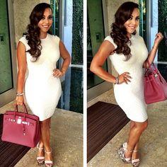 Bellyitch: Miami Heats Christopher Boshs wife Adrienne Bosh creatively announces pregnancy on Instagram