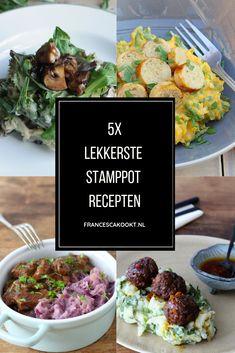 A Food, Good Food, Er 5, Stew, Veggies, Recipes, Dutch, Salads, Food And Drinks