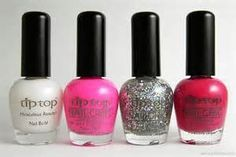 I am beyond ecstatic to let everyone know that Tip Top Nail Polishes, a nail polish line out of South Africa has graciously contacted me and inquired if I would be interested in reviewing nail polishes from there 2014 Spring Line and I am so excited about it, of course I would :)