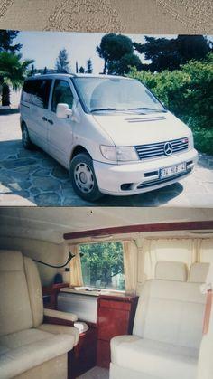 2003 mercedes vito vip car