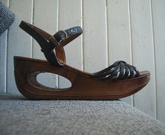 Anyone remember yo yo sandals!?!  Had some and LOVED them! Wish they'd come back in style! LOL