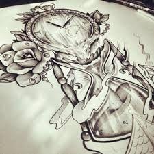 les 9 meilleures images du tableau sablier sur pinterest dessins de tatouage artistes. Black Bedroom Furniture Sets. Home Design Ideas