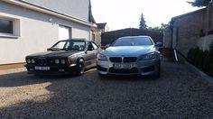 Josef Mizera nám poslal fotku s komentářem: ''M6  evoluce''. Děkujeme.