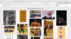 Desde pagina web parte 2: este el el paso que cambia en este paso podemos elegir cualquier imagen ( salen las imagenes que hay en la pagina web )