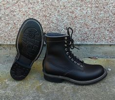 Anderson's Vegan Boots  White's Wesco Nick's Lone Wolf Chippewa Red Wing Vegan Boots, Lone Wolf, Red Wing, Trending Memes, Combat Boots, Shoes, Fashion, One Man Wolf Pack, Moda