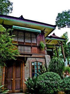 Filipino Architecture, Philippine Architecture, Colonial Architecture, Historical Architecture, Interior Architecture, Interior And Exterior, Tropical Architecture, Old Style House, Filipino House