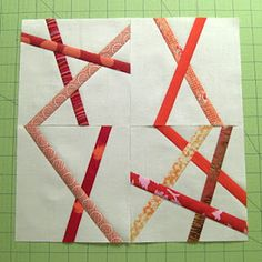 Update: Here is the winner Val Turer with some of her new blocks! This will be a fabulous quilt. Congrats, Val! How do you ...