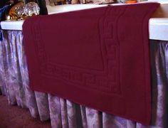 $19.99 Egyptian Cotton Bath Mat Or Shower Mat BURGUNDY By MARRIKAS  From Marrikas   Get it here: http://astore.amazon.com/ffiilliipp-20/detail/B002I5DKL6/189-6276022-9341426