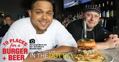 10 Places to get a Burger and Beer in Wyandotte