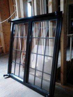 Tudor Artisans - Example Steel Windows Metal Windows, Casement Windows, Windows And Doors, Tudor, Office Ideas, Steel Frame, Affair, Bathroom Ideas, Woodland