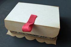 JustRite Stampers Merry Christmas Box » fresh & fun