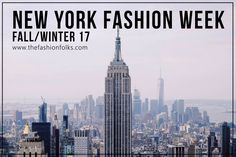 New York Fashion Week Fall 2017 | The Fashion Folks     fashion beauty blogpost fashionpost style inspiration outfits street style fashion week designer fashionblog beautyblog trends spring 2017