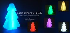 Sapin Lumineux à LED - XL by LiveDeco.com Info produit : http://www.livedeco.com/?subcats=Y=A=Y=Y=Y=Y_performed=Y=sapin=products.search