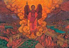 """""""The Last Angel""""  www.roerich.org"""