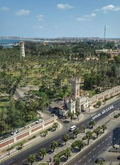 الإسكندرية ♥️ Beautiful Buildings, Beautiful Places, Cairo Tower, Places In Egypt, Modern Egypt, Visit Egypt, Valley Of The Kings, Pyramids Of Giza, Art Deco