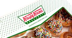 Brand Loyalty Has Carried Krispy Kreme for 75 Years - Krispy Kreme has created a doughnut empire by producing the same hot, fresh, and familiar doughnuts for 75 years. Their branding is built on that sense of tradition and customers take comfort in the fact that these iconic doughnuts haven't changed with the trends or the times. #Franchise #Marketing #Branding