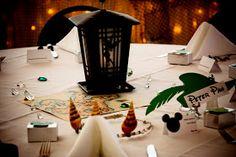 Ultimate Disney Weddings Centerpieces