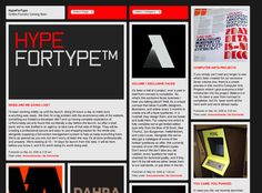Grid Layout with Select Fields for Navigation from HypeforType Grid Layouts, Computer Art, Interactive Design, Flyer Design, Fields, The Selection, Art Projects, Cool Designs, Typography