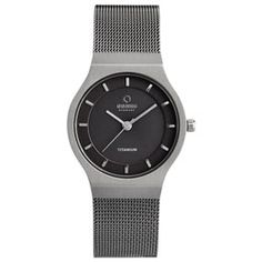 Obaku is online store in USA which Offers beautiful, designer and elegant titanium women's watches with 2 year warranty. You can purchase these stylish and elegant jewellery watches for special occasion.
