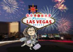 Traveling with Grandma - Las Vegas