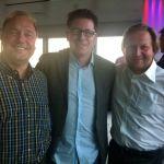Freunde im Business sind selten - Jochen Ewald und Thorsten Schreiber - Danke, dass es euch gibt