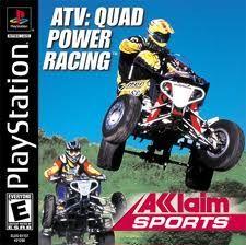 ATV - Quad Power Racing psx iso rom download
