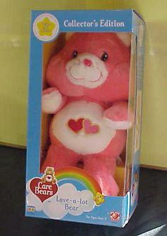 "20th Anniversary - 11"" Love-a-Lot Care Bear"