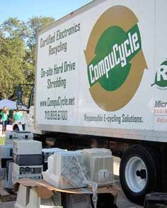 CompuCycle Electronic Recycling Center!