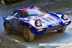 Lancia Stratos Steve Perez