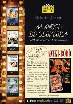 Ciclos de Cinema 'Manuel de Oliveira'