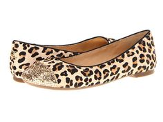 Sperry Top-Sider Annabelle.  Gold glitter and leopard.  Pretty much my 2 fave things in one.