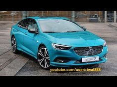 !NEW! Opel Insignia Grand Sport Exclusive - Exterior Design Highlights (HD)