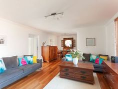 LJ Hooker Freshwater - For Sale - Greenwood Place Freshwater - 2 Bed, 1 Bath, 1 Car - Beachside Perfection - Auction June 2015 - Contact Cranston 0413 142 222 Real Estate Australia, Fresh Water, Property For Sale, Auction, June, The Unit, Couch, Bath, Places