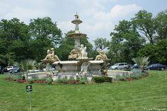Fountain At Bronx Zoo Bronx Zoo, Statue Of Liberty, Fountain, York, Photography, Statue Of Liberty Facts, Photograph, Statue Of Libery, Fotografie