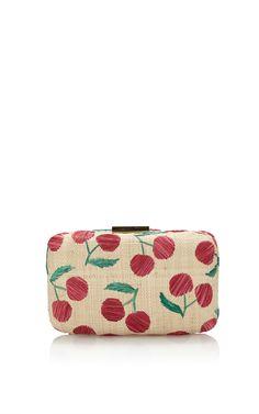 Juliette Cherry Clutch by KAYU, Pre-Fall 2015 (=)