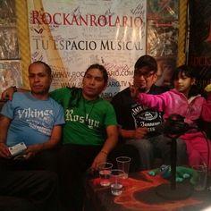 """@rockanrolario's photo: """"Sektor Oi al aire en Rockanrolario. www.rockanrolario.com"""""""