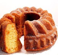 Helppoja kahvikakkuja moneen makuun Sweet Recipes, Cake Recipes, Finnish Recipes, Decadent Cakes, Pound Cake, Easy Cooking, No Bake Desserts, Coffee Cake, Yummy Cakes