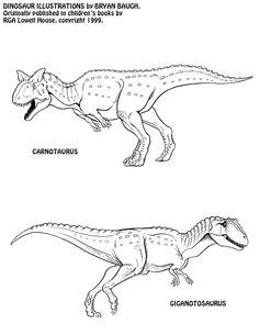Dinosaurs 13 by BryanBaugh on DeviantArt