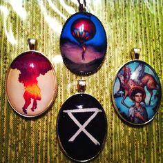 Circa Survive My favorite necklaces :)