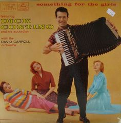 Something for the Girls — Dick Contino