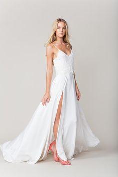 Sarah Seven collection - Gramercy gown #sarahseven #sarahsevenloveclub #bridal